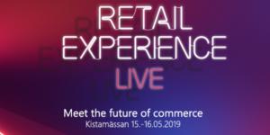 Retail experience LIVE mässan 2019